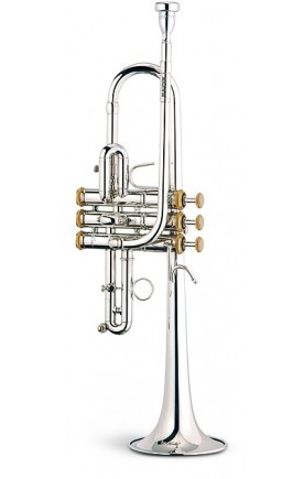 Stomvi Elite Eb/D Trumpet Demo