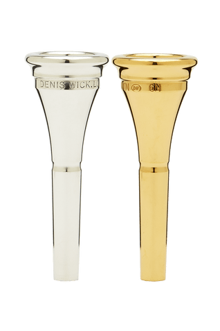 Denis Wick French Horn Mouthpiece in Gold