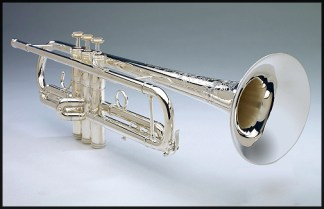 S.E. Shires B Flat Trumpet Model Doc Severinsen Destino III