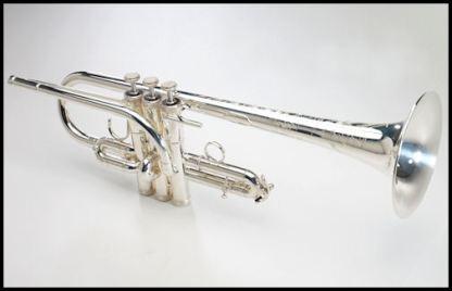 S.E. Shires Eb or Eb/D Trumpet Model 6MS8 (Custom Model)