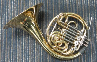 Jupiter JHR 852 F/Bb Double French Horn SN N00969