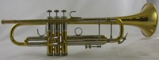 Bach Strad ML 180-37 Bb Trumpet SN 37013