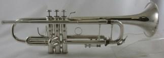 Bach Strad ML LT180-43* Bb Trumpet SN 105733
