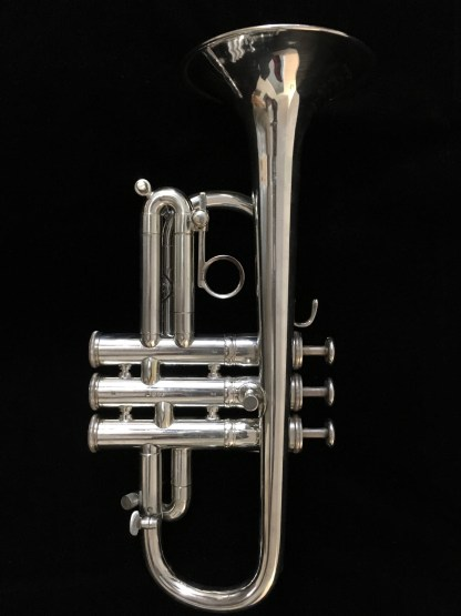 "Cardwell ""Athena"" F Trumpet by Calicchio SN F-67-2"