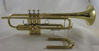 Shires CVLA Bb ML Trumpet SN 2699