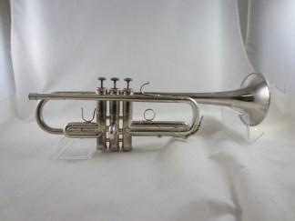 Used Reynolds Emperor C Trumpet SN 213182