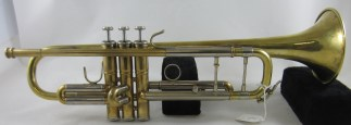 Larson GFT Bb Trumpet SN 12324