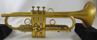 Used Taylor Chicago 46II C Trumpet SN 151186H