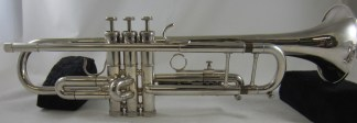 Getzen 700 Eterna Bb Trumpet SN P22673