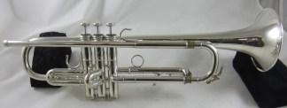 """Shires Destino """"Severinsen"""" Bb Trumpet SN 1858"""