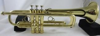 Courtois Evolution II Bb Trumpet SN 887