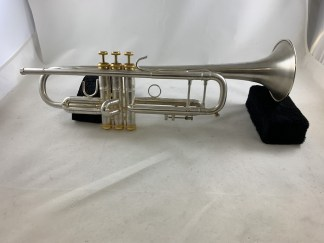 Bach Used Stradivarius Model 180S-25L Bb Trumpet SN 208123