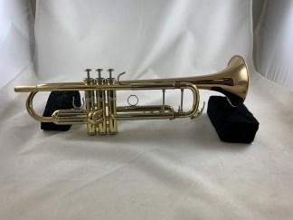 Used Yamaha 8335G Xeno Bb Trumpet SN 528028