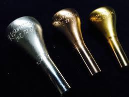 Bach Flugelhorn Mouthpiece in Silver