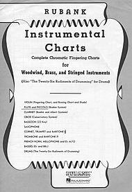 Rubank Instrumental Charts