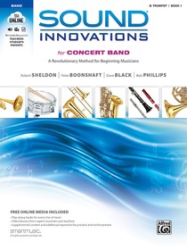Sound Innovations for Band Book 1