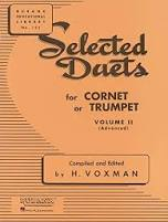 Rubank Selected Duets Vol 2