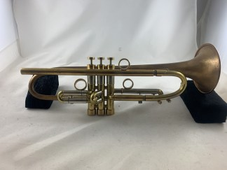 Used Taylor Chicago 46 62 G2 Bb Trumpet SN 1604