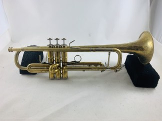 Used Larson Commercial Bb Trumpet SN 90281