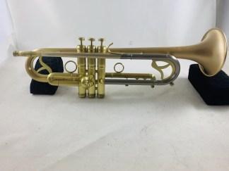 Used CarolBrass CTR-7660L-GSS Bb Trumpet