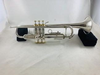 Used Bach Soloist Bb Trumpet SN 664948