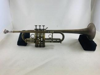 Used Monette Chicago MC 96 C Trumpet SN 455