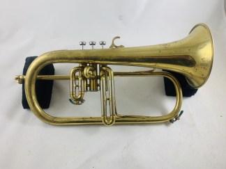 Used Couesnon Flugelhorn SN 82201