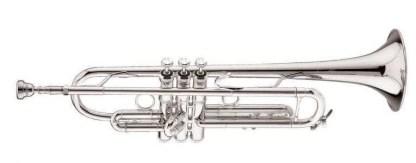 Bach Stradivarius LT180S77 New York #7 Bb Trumpet