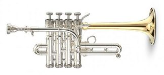 Stomvi Master Bb/A Piccolo Trumpet Model 5781