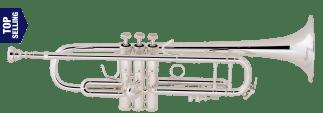 Bach Stradivarius Model 180-37 Bb Trumpet