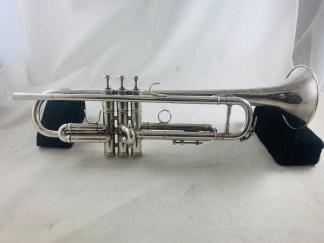 Used Benge 3X Bb Trumpet SN 14451