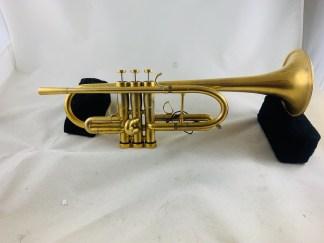 Used Monette 2000LT C Trumpet SN 1688