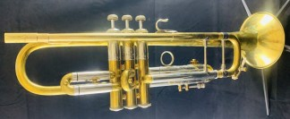 Used Bach Stradivarius Model 37 Bb Trumpet SN 50190