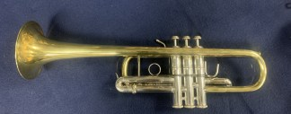 Used Bach/Larson Conversion 229 C Trumpet SN 559873