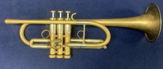 Used Monette Prana P1 C Trumpet SN 2091