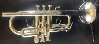 Used Yamaha YTR-761 Eb Trumpet SN 080286A