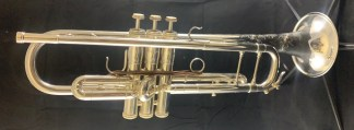 Used Shires Model A Bb Trumpet SN 1080
