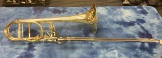 Used Edwards T454-E Bass Trombone SN 4904045