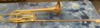 Used 1968 Conn 62H Bass Trombone SN L74219