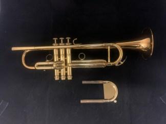 Used Kanstul 1500A Bb Trumpet SN 6490