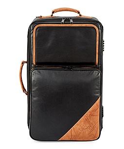 9-ECLK GARD Elite Compact Trumpet + Flugelhorn Gig Bag Leather