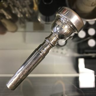Used Bach 1 1/2B 26/24 Trumpet Mouthpiece