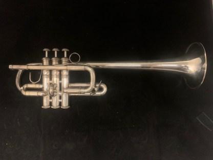 Used Bach Stradivarius 239 Eb/D Trumpet SN 251096