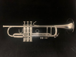 Used Bach Stradivarius 180S-25 Bb Trumpet SN 518419