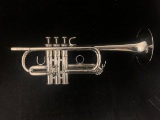Used Yamaha YTR-6610S Eb Trumpet SN 820255