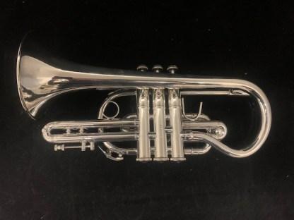 Used Bach Stradivarius 184ML Bb Cornet SN 444516