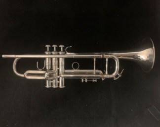 Used Bach Stradivarius LT180S-43* Bb Trumpet SN 61924