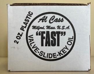 Al Cass Fast Valve Oil --- 2 oz. Bottle (12 - Pack)