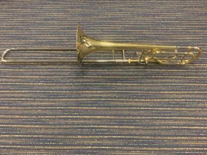 Used Jupiter JSL-636 Bb/F Trombone
