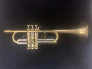 Used Monette STC-1 Prana C Trumpet SN 1868